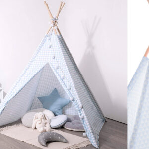 Tipi Decorativo ATMOSPHERA 127176B Azul