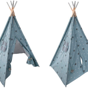 Tipi Decorativo ATMOSPHERA 158563B Azul